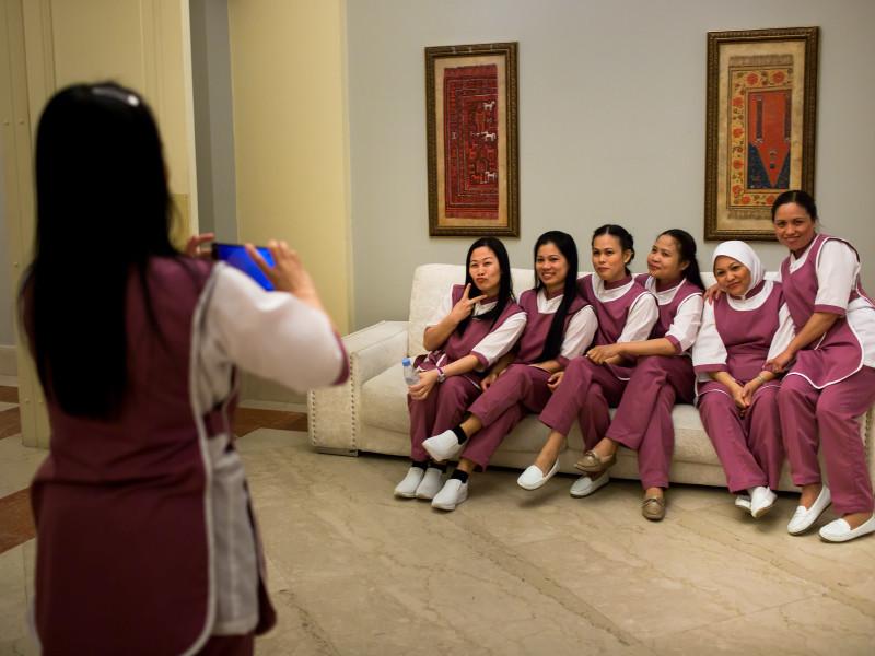 Maid in Saudi